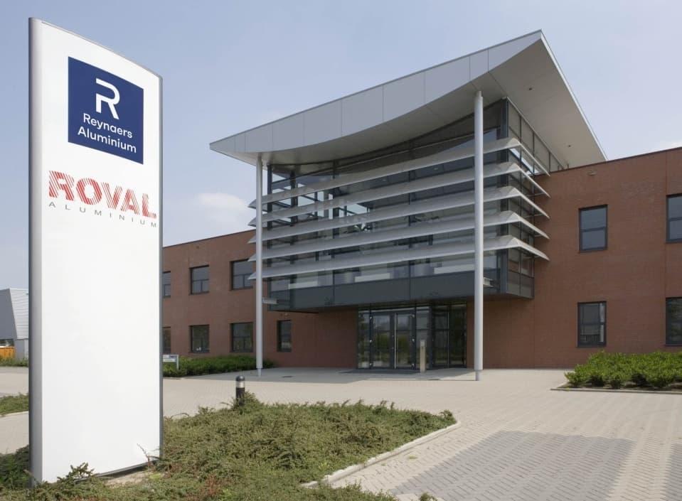 Roval Aluminium: Totaalleverancier aluminium bouwproducten