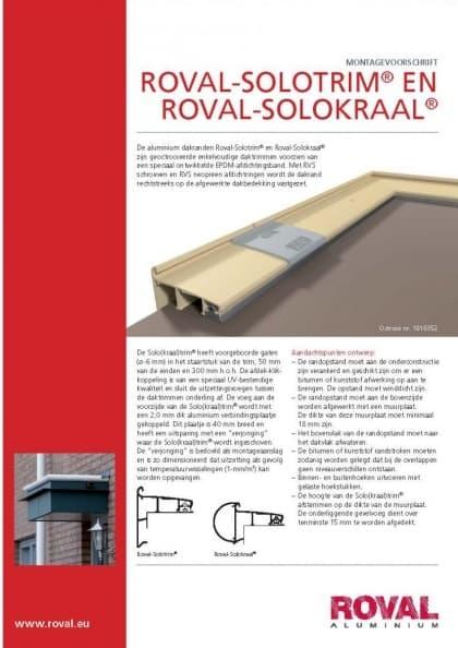 Roval-Solotrim® en Roval-Solokraal®